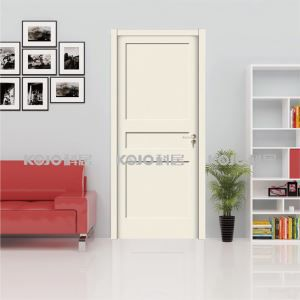 Anti-Termite Fire-Resistant WPC Painting Door for Toilet Bedroom Kitchen